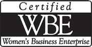 Certified Womens Business Logo